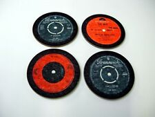 The Who Singles Collection 45 Great New Drinks COASTER Set