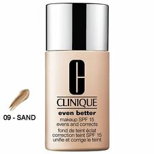 CLINIQUE Even Better Makeup SPF15 09 Sand - fondotinta / foundation