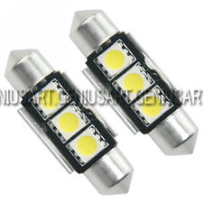 2X 3 SMD LED 36mm Soffitte Canbus Innenraum ​Leuchte Licht Lampe Sofitte Weiß