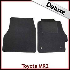 Toyota MR2 Tailored LUXURY 1300g Car Mat (2000 2001 2002 2003 2004 2005 2006)