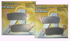 2x Sets Armstrong 320132 HH Front brake pads Honda PC PC800 Pacific Coast