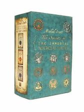 The Secrets of the Immortal Nicholas Flamel: The First Codex by Scott, Michael