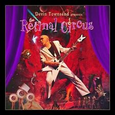 The  Retinal Circus [Box] by Devin Townsend/Devin Townsend Project (CD,...