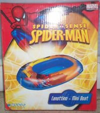 CANOTTO SPIDERMAN MINI BOAT