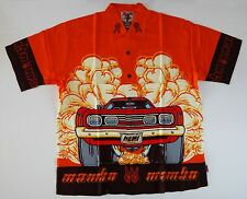 "MAMBO LOUD SHIRT HEMI TWO DOOR WHORE XL 52"" CHEST NEW RARE FAST DISPATCH"