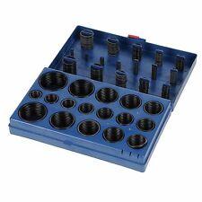 Assortiment de 419 joints toriques 6 mm à 58 mm  silverline 675247