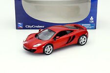McLaren MP4-12C orange 1:24 NewRay