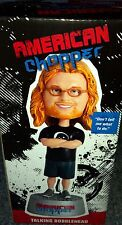 American Chopper Orange County Choppers oCc Talking Bobblehead Mikey Teutul NEW