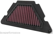 YAMAHA XJ6 (09-15) K&N HIGH FLOW AIR FILTER ELEMENT YA-6009