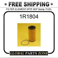 1R1804 - FILTER ELEMENT-WTR SEP & FUEL  for Caterpillar (CAT)