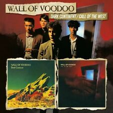 Wall Of Voodoo - Dark Continent/Call Of The West (2-For [CD New]