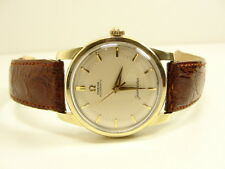 VINTAGE OMEGA SEAMASTER AUTOMATIC GOLDHAUBE HERREN UHR GENTS WATCH OROLOGIO OVP