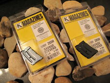 2-Pack US MADE Savage Bolt Action AND Anschutz 6 RD Magazine Magazine Mag .22lr