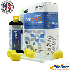 Procore Dental Automix Dual Cure Core Build-Up Intra-Oral Resin A2 50mg + tips