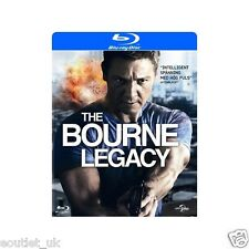 The Bourne Legacy Blu-ray 2012 Region B BRAND NEW