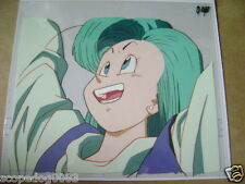 DRAGONBALL BURUMA BULMA ANIME PRODUCTION CEL 7