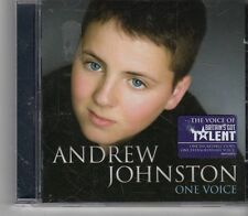 (FX716) Andrew Johnston, One Voice - 2008 CD