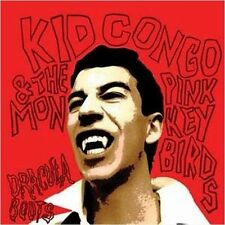 KID CONGO AND THE PINK MONKEY... - Dracula Boots CD * BRAND NEW/STILL SEALED *
