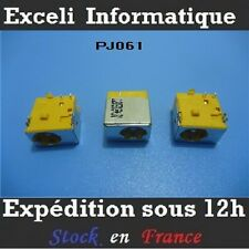 Connecteur Alimentation PACKARD BELL EASYNOTE TJ75 DCPower Jack connector pj061