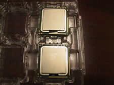 Set of 2 Intel Xeon E5540 2.53GHz 8M Socket 1366 Quad Core CPU SLBF6