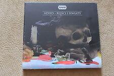 ADHD - Kości i kwiaty (CD)  POLISH RELEASE