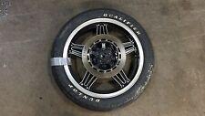 1982 Honda CX500 Custom CX 500 H1134' front wheel rim comstar 19in