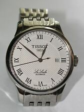 Tissot 1853 Le Locle automatic watch with silver link band NICE!!!
