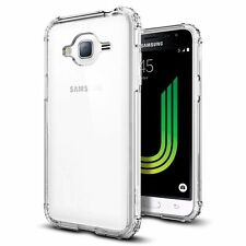 Galaxy J3, Spigen Case Crystal Shell - Clear Crystal 560CS20358