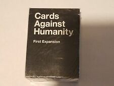 New Cards Against Humanity First 1st Expansion Free Shipping