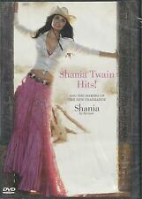 ☆* SHANIA TWAIN HITS & THE MAKING OF THE NEW FRAGRANCE - NEW DVD *☆