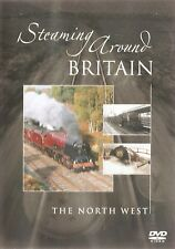 Steaming Around Britain - The North West (DVD 2006) FREE UK POST
