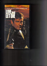 james bond live and let die video