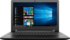 "New Lenovo Ideapad 110 15.6""HD i3-6100U 2.3GHz 6GB RAM 1TB HDD HDMI DVDRW W10 1Y"