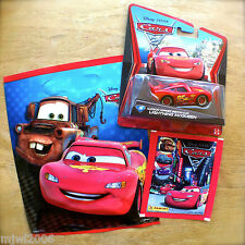 Disney PIXAR Cars BIRTHDAY PARTY LOOT BAG Random diecast characters GOODIE GOODY