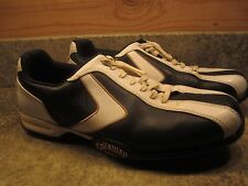 Callaway Golf Shoes - Mens Size 10 Style N355-21 Black & White Leather