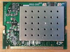 Mikrotik R52H R52-350 Atheros 350mW Wifi 802.11a/b/g MiniPCI Adapter 2.4 / 5GHz