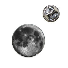 Full Moon Lapel Hat Tie Pin Tack