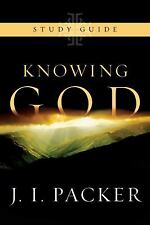 Knowing God Study Guide, Packer, J. I., Excellent Book