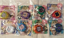 Tamagotchi McDonalds 1998 Complete Set of 8, NIP, Happy Meal, Key Chain