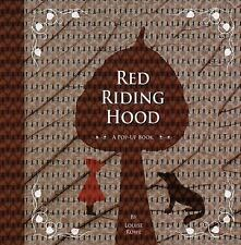 Red Riding Hood: A Pop-Up Book (Fairytale Pop-ups), Brothers Grimm, Very Good Bo