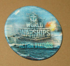 World of tanques Warplanes warships Promo imán Gamescom 2014