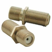 Antsig F-CONNECTOR ANTENNA ACCESSORY 2Pcs,For Digital TV Applications *AUS Brand