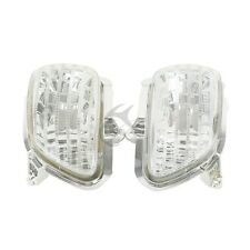 Clear Front Turn Signal Lens Shell Cover For Honda Goldwing GL1800 2001-2014