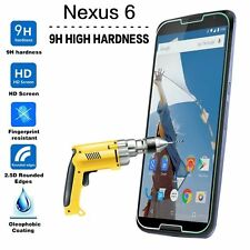 HD Tempered Glass Protective Screen Protector Film for Motorola Google Nexus 6