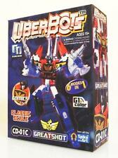 New Clone Droid Toy Transformers CD-01C Greatshot SixShot Action Figure In Stock