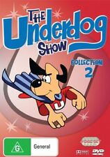 4 disc, THE UNDERDOG SHOW, COLLECTION 2 - BRAND NEW. R4