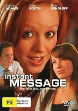 Instant Message (DVD, 2007)