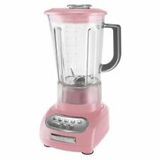 NEW KITCHENAID BLENDER KSB560 PINK 500 WATT MOTOR STAINLESS STEEL KITCHEN GADGET