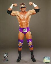 ZACK RYDER WWE LICENSED WRESTLING 8x10 PHOTO NEW #725
