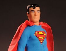 Mattel Retro Action DC Comics Super Heroes Superman Collector Figure Mago Style